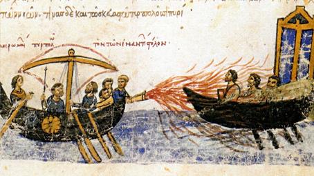 La storia delle mine navali, dalle origini ai giorni nostri – parte  I di Andrea Mucedola