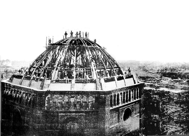 Liutprand associazione culturale for Costruisci piani senza cupola