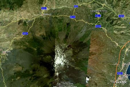 Risultati immagini per Le misteriose piramidi dell'Etna